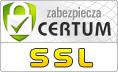 Certyfikat SSL Sklep Nurkowy